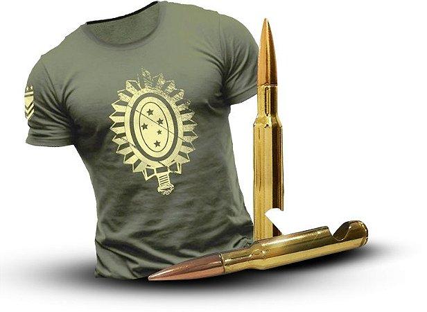 Camiseta Militar + Abridor Projetil 5.0 - Mercado do Milico ... cf7b7721465d4