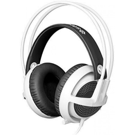 Headset SteelSeries SIBERIA V3 - Branco