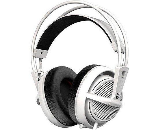 Headset SteelSeries Siberia 200 - Branco