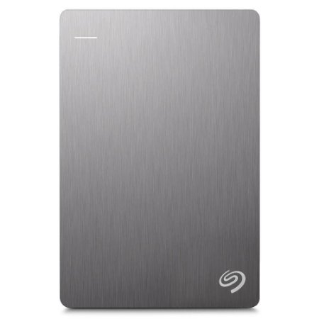 HD Externo Seagate Backup Plus Slim 1TB  Para Mac - Cinza