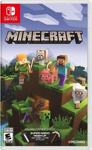 Jogo Minecraft - Nintendo Switch