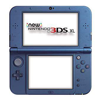 New Nintendo 3DS XL - Metallic Blue