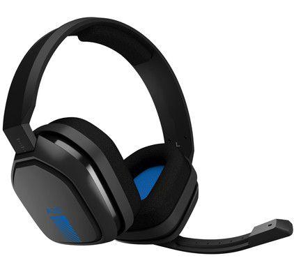 Headset Logitech Astro Gaming para PS4