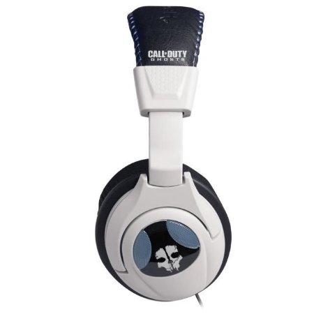 Headset Turtle Beach Call Of Duty Ear Force Shadow - Ps3, Ps4, Xbox 360, Xbox One, Pc