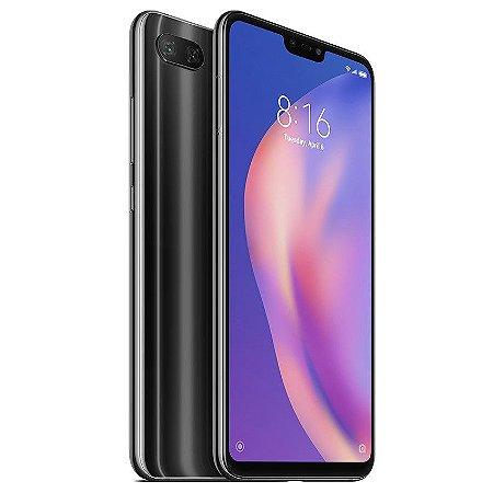 Smartphone Xiaomi MI 8 Lite 64GB Global - Preto