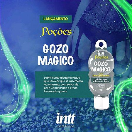 LUBRIFICANTE TÉRMICO GOZO MÁGICO 15G LINHA POÇÕES INTT
