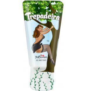 TREPADEIRA EXCITANTE FEMININO 15G LINHA BRASILEIRINHOS HOT FLOWERS