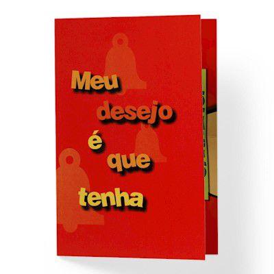 CARTÃO DE PRESENTE NATAL