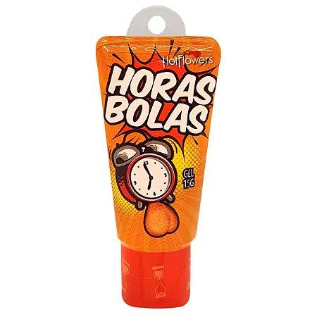 HORAS BOLAS PROLONGADOR DE EREÇÃO 15G LINHA BRASILEIRINHOS HOT FLOWERS