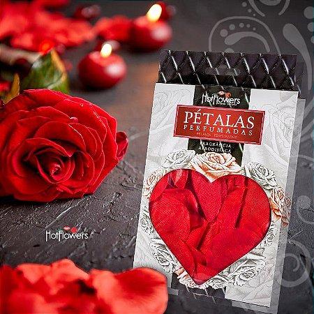 PÉTALAS PERFUMADAS AFRODISIACAS HOT FLOWERS