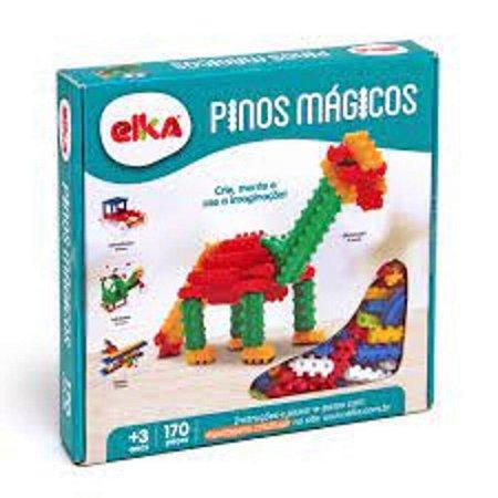 Pinos Mágicos com 170 Peças - Elka