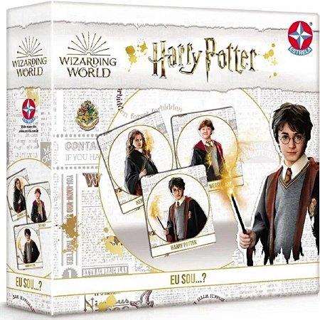Jogo De Tabuleiro Eu Sou Harry Potter Estrela 0054