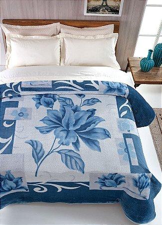 Cobertor Jolitex Ternille Kyor 1,80m X 2,20m Malbec 1387