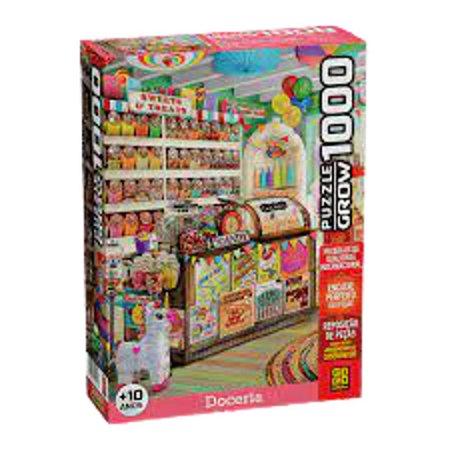 Puzzle 1000 peças Doceria - Grow