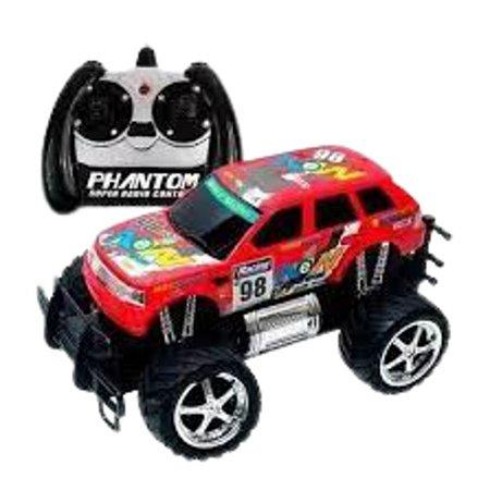Carro de Brinquedo Giant Four Wheeler Rally Vermelho CKS