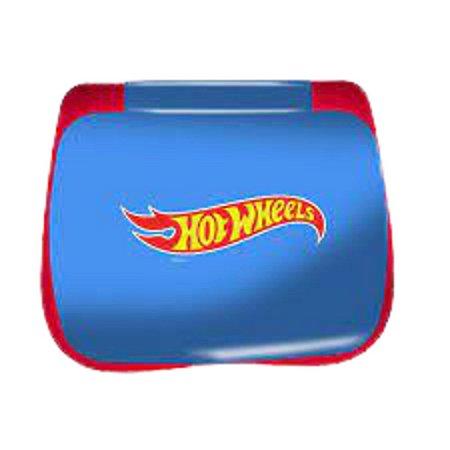 Laptop Hot Wheels Infantil Candide Português/inglês