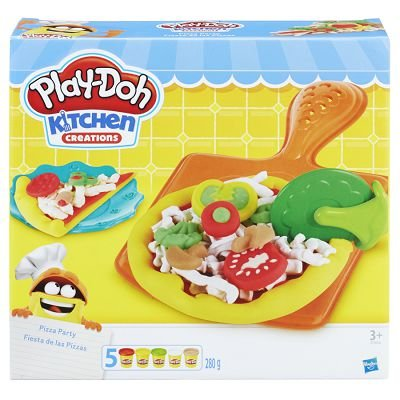 PLAY DOH FESTA DA PIZZA HASBRO- 1856