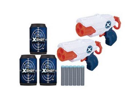 X-SHOT - MK 3 DOUBLE C/ 3 LATAS CANDIDE- 5514