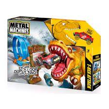 PISTA METAL MACHINES T REX ATTACK CANDIDE- 8702