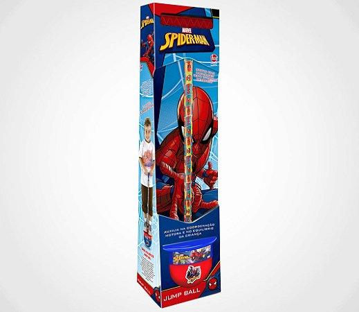 BRINQUEDO JUMP BALL SPIDER-MAN LIDER- 359