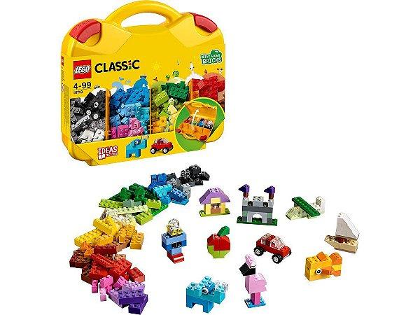 MALETA DA CRIATIVIDADE LEGO - 10713