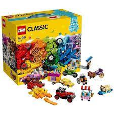 LEGO CLASSIC IDEIAS PARTS 442 pçs