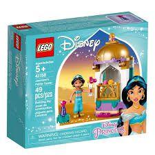 LEGO DISNEY A PEQUENA TORRE DA JASMINE- 41158