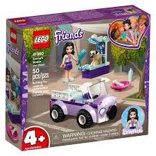 LEGO Friends Clínica Veterinária Móvel da Emma