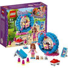 LEGO Friends Playground do Hamster da Olivia - 41383
