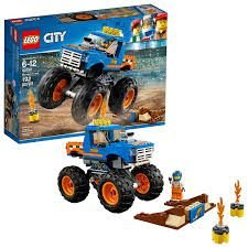 LEGO CITY MONSTER TRUCK- 60180