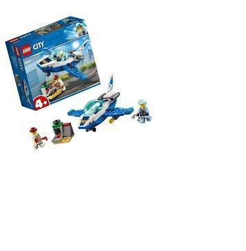 LEGO CITY PATRULHA AEREA - 60206