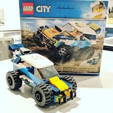 LEGO City Rali no Deserto - 60218