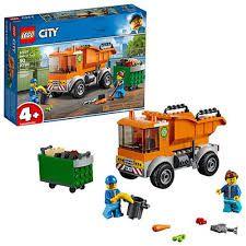 LEGO CITY CAMINHÃO DE LIXO- 60220