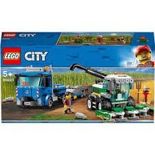 LEGO City Transporte de colheitadeira - 60223