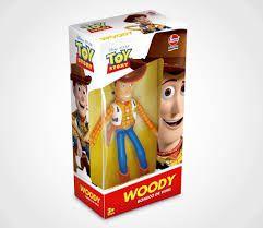 BONECO DE VINIL WOODY TOY STORY LIDER- 2588