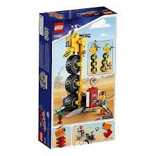 LEGO The Movie Triciclo do Emmet - 70823