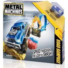 Pista de Metal Machines Road Rampage