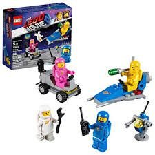 LEGO The Movie Esquadrão Espacial do Benny - 70841