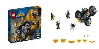 LEGO Super Heroes DC Comics Batman Ataque dos Garras