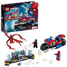 LEGO Marvel Super Heroes  A Moto do Homem-Aranha