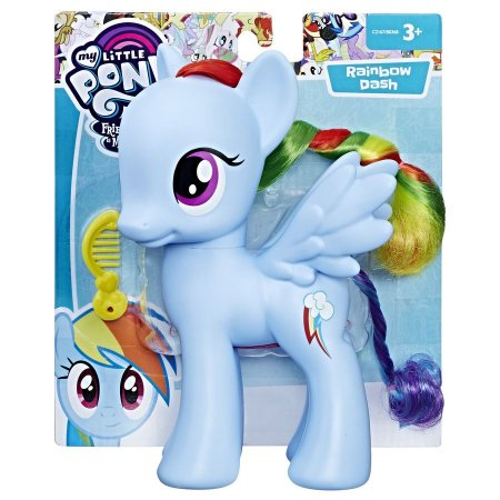 BONECA MY LITTLE PONY RAINBOW DASH