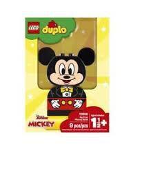 LEGO DUPLO MEU PRIMEIRO MODELO DO MICKEY- 10898
