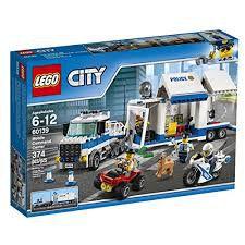 LEGO CITY CENTRO DE COMANDO MOVEL- 60139