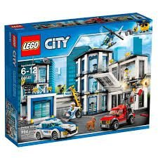 LEGO CITY - ESQUADRAO DE POLICIA
