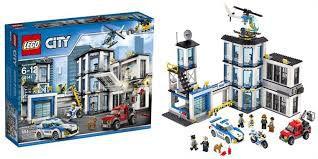 LEGO CITY  ESQUADRAO DE POLICIA- 60141