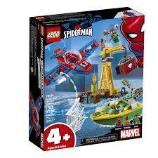 LEGO MARVEL SUPER HEROES - HOMEM ARANHA CONTRA DOUTOR OCTOPUS - 76134