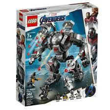 LEGO MARVEL SUPER HEROES - HULKBUSTER DO MAQUINA DE COMBATE - 76124