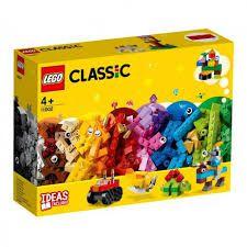 LEGO CLASSIC - PEÇAS E IDEIAS