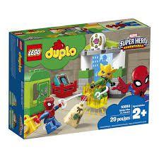 LEGO DUPLO - HOMEM ARANHA VS ELECTRO - 10893