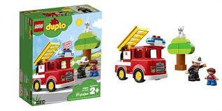 LEGO DUPLO - CAMINHAO DE BOMBEIROS - 10901